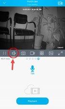 Hoe activeer ik audio via de app?