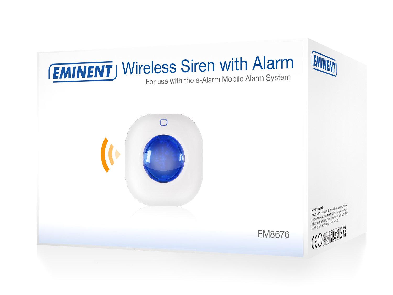 Eminent EM8676 Sirene