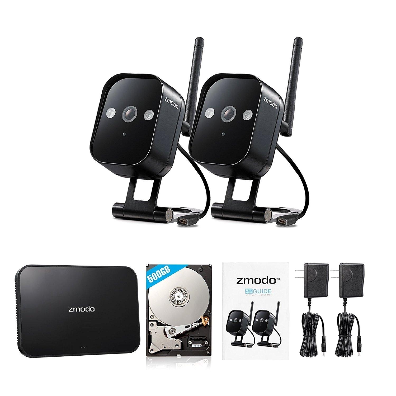Zmodo ZM-KW1001-O-500GB Smart Home WiFi Camerasysteem