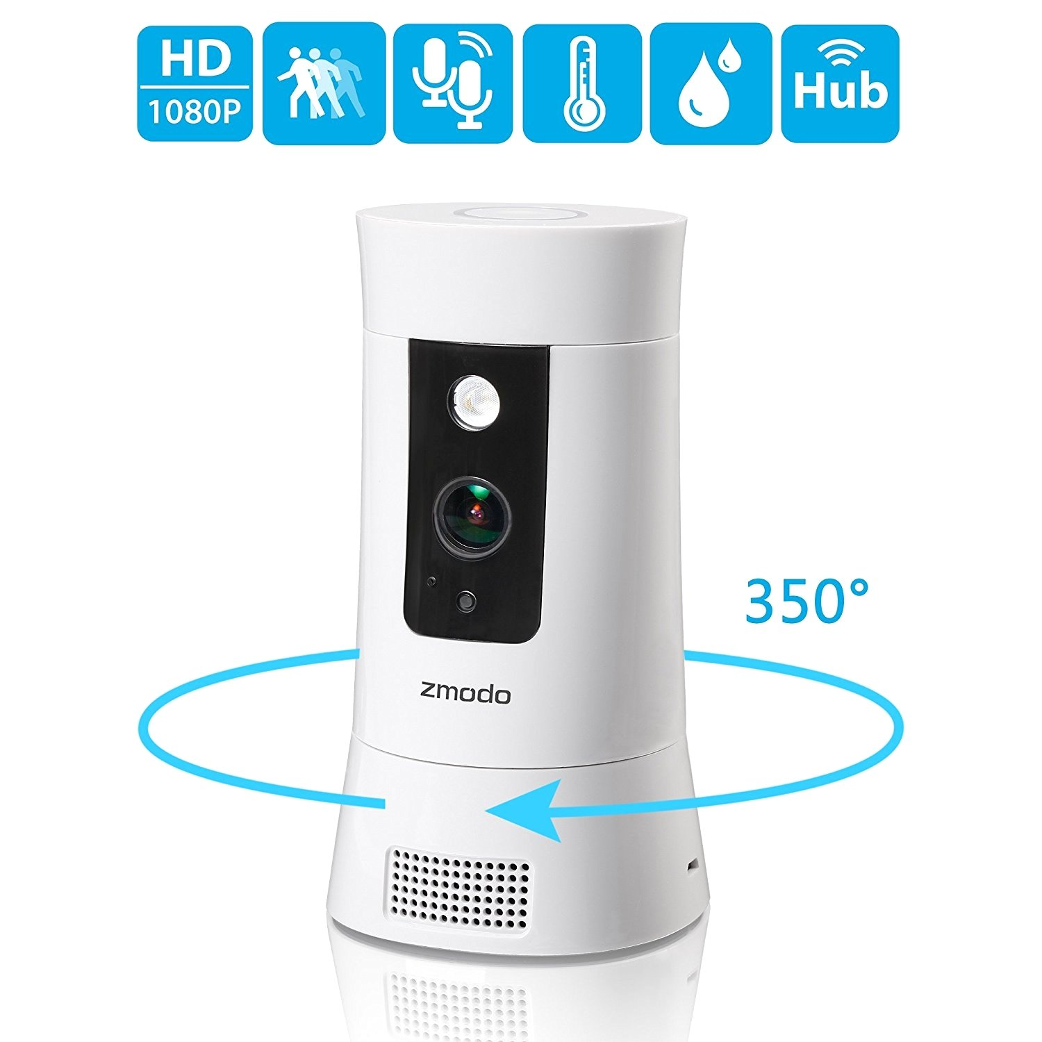 De Zmodo ZM-SD-H2002. IP-camera of alarmsysteem?