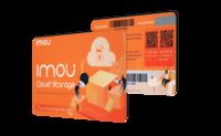 IMOU Prepaid Cloud Opslag - 1 jaar 7 dagen