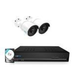Reolink RLK8-410B2 PoE 5MP Camerasysteem