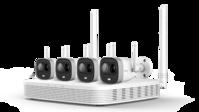 IMOU NVR2104-W Kit Draadloos Camerasysteem