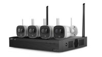 IMOU NVR2104HS-W Kit Draadloos Camerasysteem