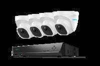 Reolink RLK8-800D4 PoE 8MP Camerasysteem