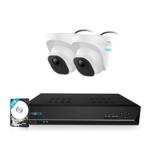 RLK8-520D2 PoE 5MP Camerasysteem