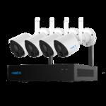 Reolink RLK4-211WB4-S WiFi Draadloos Camerasysteem