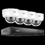 ANNKE ACS-8 N48-BN 8MP 8CH PoE Camerasysteem