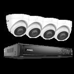 ANNKE ACS-8 N48-BM 8MP 8CH PoE Camerasysteem