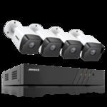 ANNKE ACS-8 N48-I51DL-4 5MP 8CH PoE Camerasysteem
