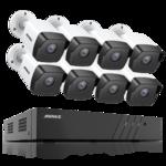 ANNKE ACS-8 N48-I51DL-8 5MP 8CH PoE Camerasysteem