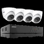 ANNKE ACS-8 N48-I51DM-4 5MP 8CH PoE Camerasysteem