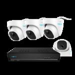 Reolink RLK8-822D4-A PoE 8MP Camerasysteem