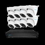 Reolink RLK16-822D8-A PoE 8MP Camerasysteem
