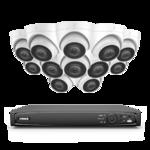 ANNKE ACS-16 N46-I91BMD12 8MP 16CH PoE Camerasysteem