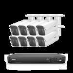 ANNKE ACS-16 N46-I91BGB8 8MP 16CH PoE Camerasysteem AI