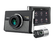 IROAD T10 2CH Full HD WiFi Dashcam met Touchscreen 16GB