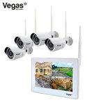 Vegas DCS-5030W Draadloos Camerasysteem 500GB