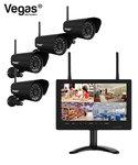 Vegas DCS-5020B Draadloos Camerasysteem met monitor