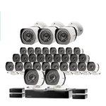 Zmodo BS-1NL32-W HD sPoE Camerasysteem Wit