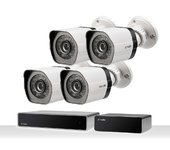 Zmodo ZS-2NL4-W Full HD 1080p sPoE Camerasysteem Wit