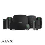 Ajax Draadloos Alarmsysteem Luxe Startpakket Zwart