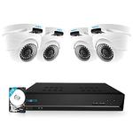 Reolink RLK8-420D4 PoE 5MP Camerasysteem