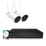 Reolink RLK8-410B2-W 4MP Draadloos Camerasysteem Wit Wit