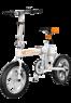 Airwheel R5T Elektrische Vouwfiets Wit Wit
