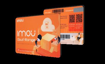 Nieuw: IMOU IP Camera met Cloud Opslag