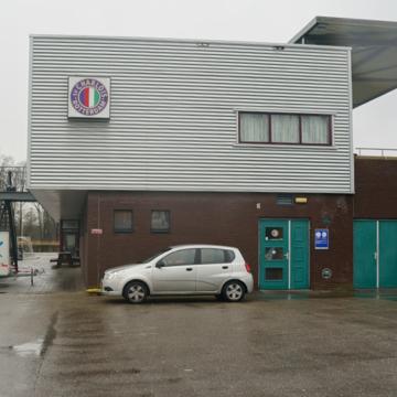 Voetbalvereniging SV Charlois beveiligt complex met Reolink beveiligingscamera set