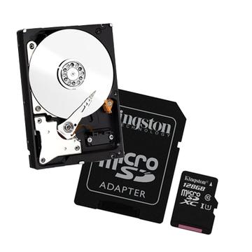 Hoe lang kan ik beeldmateriaal van mijn IP camera opnemen op een Micro SD-kaart of HDD?