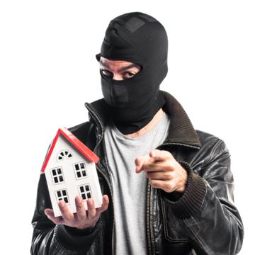 Huis beveiligen tegen inbraak met een beveiligingscamera of bewakingscamera set