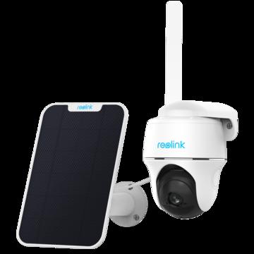 Reolink Go PT: 3G/4G beveiligingscamera op accu buiten