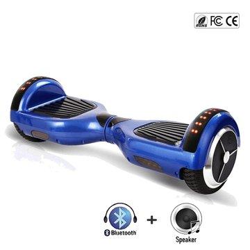 Een bluetooth hoverboard, wat houdt dit in?