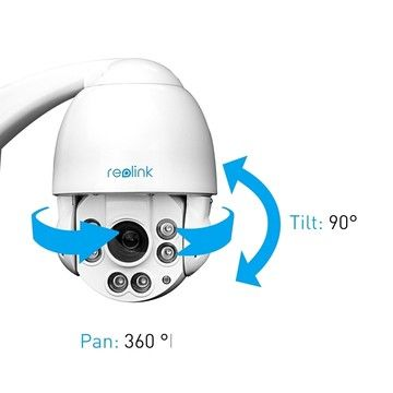 De beste PTZ IP camera en dome IP camera
