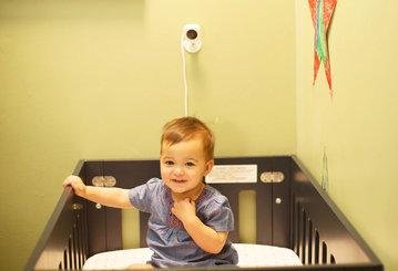 Beveilig je baby- of kinderkamer met een camera