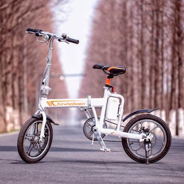 De Airwheel R5: niet zomaar een fiets