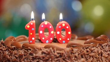 100 jaar jong. Steeds meer mensen worden 100 jaar of ouder