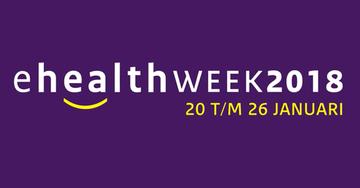 Meer kennis over digitale zorgondersteuning met de e-Healthweek 2018