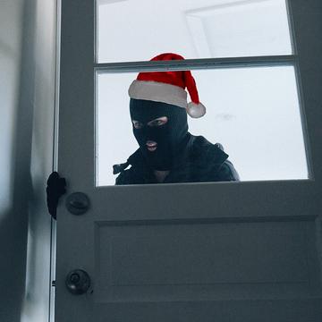 De kerstdagen 'n feest voor inbrekers? Niet met Home8 draadloos alarmsysteem met camera