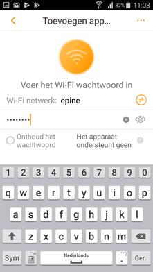 Stappenplan Dahua installatie - Verbindt de camera met je WiFi netwerk