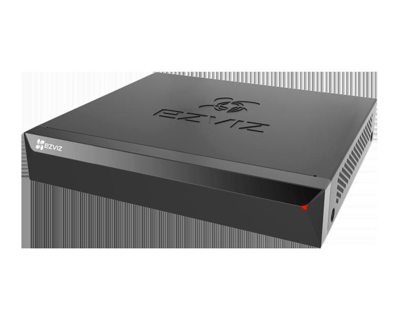 Ezviz C3T 4CH Combi PoE Full HD Camerasysteem